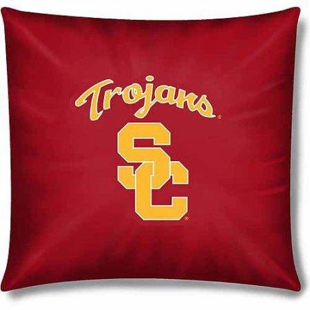 The Northwest Company NCAA USC Trojans Official 15'' Toss Pillow by The Northwest Company
