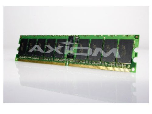 (Axiom 41Y2767-AX AX - DDR2 - 4 GB - DIMM 240-pin - 667 MHz / PC2-5300 - registered - ECC Chipkill - for IBM System x3610; Lenovo System x3455; x3655; x3755; x3850 M2; x3950 M2 )