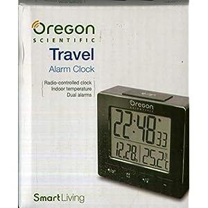 Oregon Scientific Reloj Otro para Unisex Adultos de Cuarzo RM511G 2