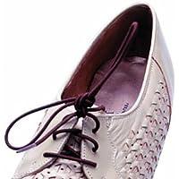 Drive Medical rtl2051elásticos para zapatos cordones marrón 2pares