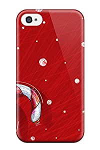 Tpu Case For Iphone 4/4s With OtTLyMF3586RQydU Aaron Nelson Design