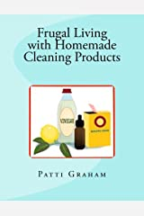 Frugal Living with Homemade Cleaning Products Paperback