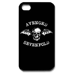 iPhone 4,4S Phone Case Avenged Sevenfold FJ51790