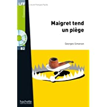 Maigret Tend Un Piege + CD Audio MP3 (Simenon)