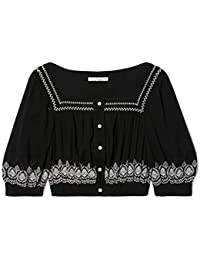 Women's Tama Embroidered Crop Top
