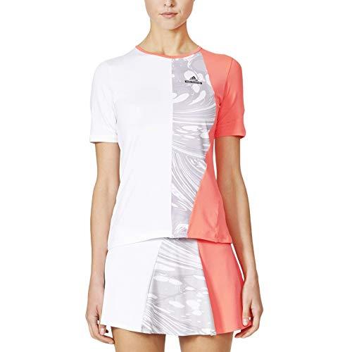 adidas Performance Womens Stella McCartney Climalite Tennis Top - XS