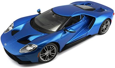 Amazon Com Maisto Special Edition  Ford Gt Variable Colorcast Vehicle  Scale Maisto Toys Games