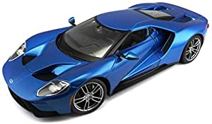 Maisto Special Edition 2017 Ford GT Variable Color Diecast Vehicle (1:18 Scale)