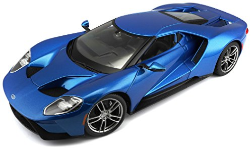 Maisto Special Edition 2017 Ford GT Variable Color Diecast Vehicle (1:18 Scale), Color may vary from Maisto