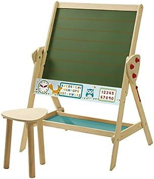 roba-kids- Pizarra Escritorio de Madera, Multicolor (roba Baumann 7015 FE): Amazon.es: Juguetes y juegos