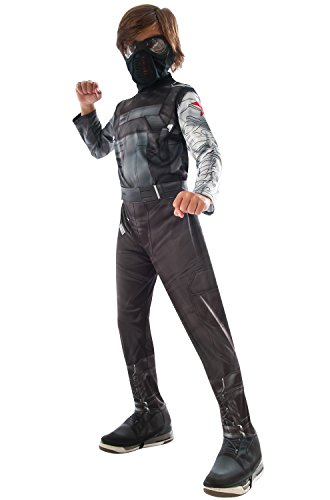 Rubie's Costume Captain America: Civil War Winter Soldier Child Costume