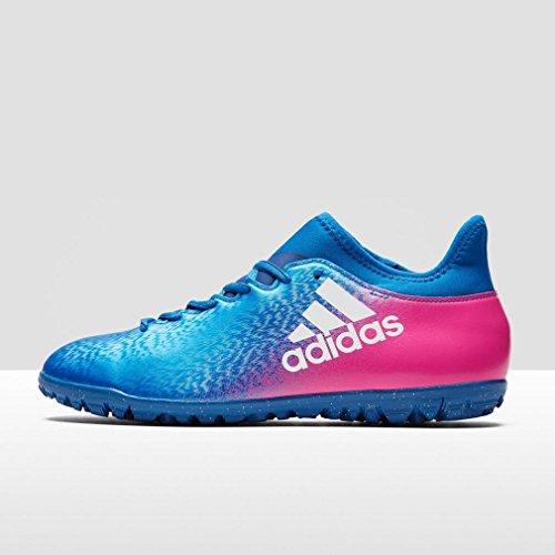 adidas X 16.3 TF - Botas de fútbol para Hombre, Azul - (AZUL/FTWBLA/ROSIMP) 47 1/3