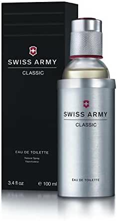 Victorinox Swiss Army Classic Eau de Toilette Spray 3.4oz/100ml