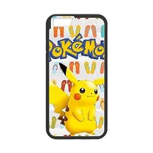 Pokemon Pokemon iPhone 6 Plus 5.5 Inch Cell Phone Case Black DIY Gift xxy002_0393936