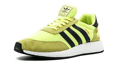 Adidas Iniki Løper Mens Sko Solar Gul / Kjerne Svart / Hvit Bb2094 Cvolt / Cblack