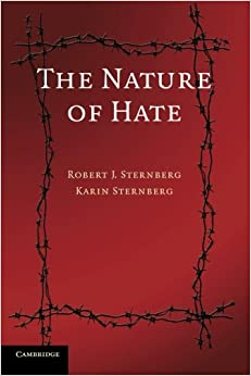 Book The Nature of Hate