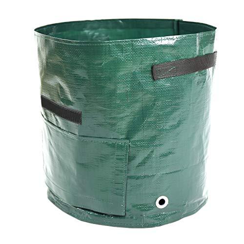 (TOTOD DIY Potato Grow Planter PE Cloth - Planting Container Bag Thicken Garden Pot 3Pcs /2Pcs)