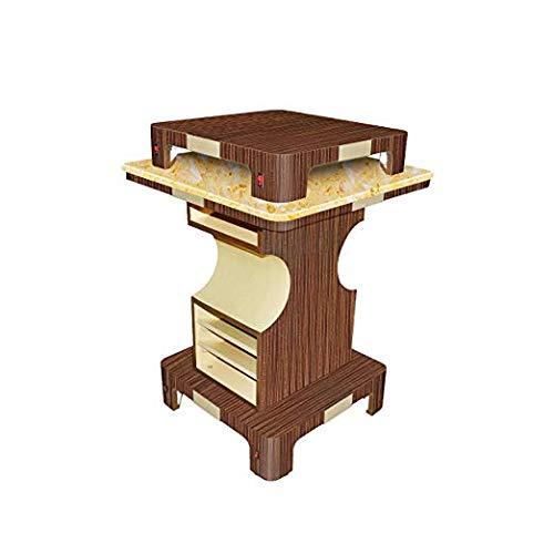 Nail Dryer Table Square VERONA II Salon Nail Dryer Salon Furniture & (Nail Dryer Table)