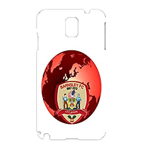 Beautiful Red Earth Background Lgo Design 3D Barnsley Football Club Graceful Durable Phone Case For Samsung Galaxy Note 3 N9005