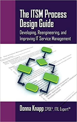 Reengineering The ITSM Process Design Guide and Improving IT Service Management Developing