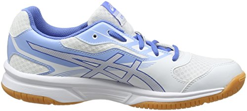 Multicolore Indoor Blue Asics Airly White Blue Scarpe Donna Upcourt Sportive Regatta 2 OHgHaFU