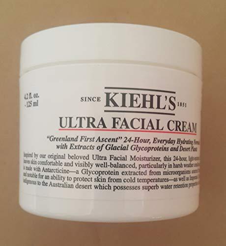 Ultra Facial Cream 4.2 Oz 125ml 24-H Everyday Hydrating Formula by Kie (Image #2)