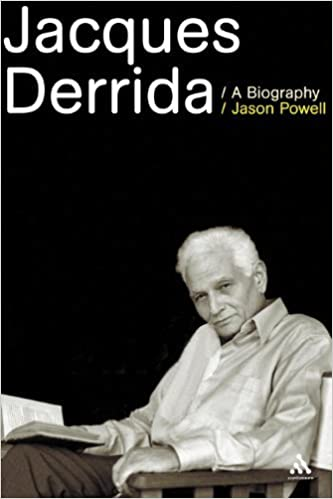 Book Jacques Derrida: A Biography by Jason Powell (2006-05-18)