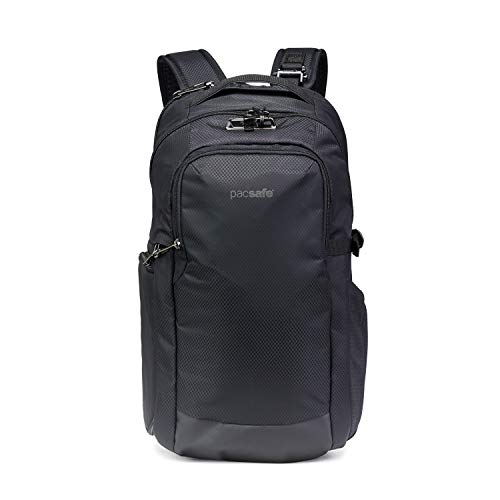 PacSafe Camsafe X17 Anti-Theft Camera Backpack-Black Travel, One Size