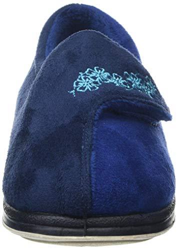 Blu Scarpe royal Donna 50 Ginnastica combi Padders Da 4FUdIqq