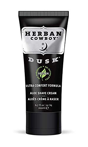 Herban Cowboy Dusk Premium Shave Cream, 6.7 Fluid Ounce 834547-072