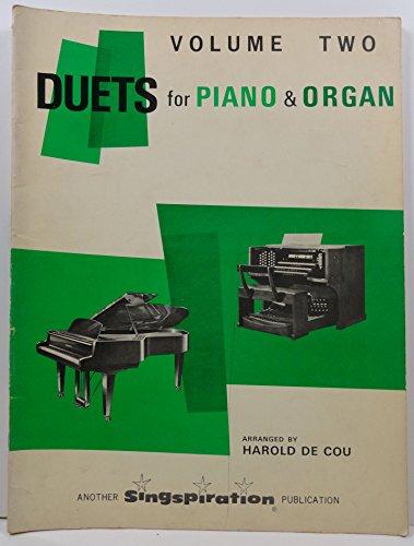 Duets for Piano & Organ (Volume Two) (Duets Organ Piano)