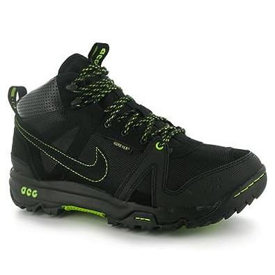 3550fa64d46 ... Gore-Tex Nike ACG Rongbuk Mid GTX Mens Hiking Shoe BlackVolt 11 UK UK  Amazon.co.
