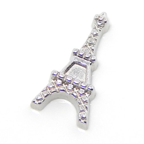 "Jewelry Monster ""Eiffel Tower"" for Floating Charm Lockets EFC0065"