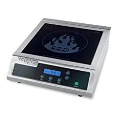 Get unbeatable temperature accuracy with the WIH400 Commercial Induction Range from Warring Commercial.