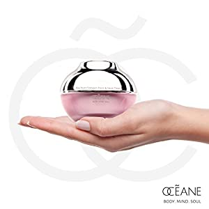 OCEANE Beauty Pink Pearl Collagen Face & Neck Cream