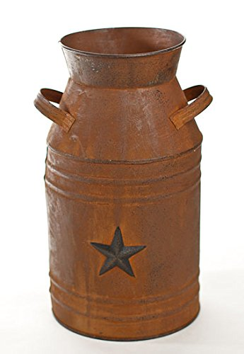 old milk can - 8