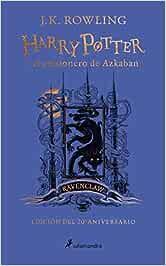 Harry Potter y el prisionero de Azkaban edición Ravenclaw