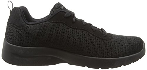 Bbk Donna 0 2 Skechers Sneaker Dynamight To Black Nero Eye nwSff6Fq