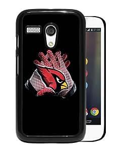 Popular Motorola Moto G Case ,Beautiful And Unique Designed With Arizona Cardinals 03 Black Motorola Moto G Cover