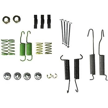 Carlson Quality Brake Parts H7246 Brake Combination Kit
