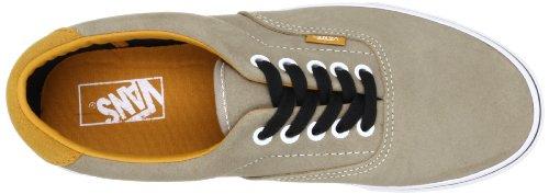 Vans U Era 59 - Zapatillas de Deporte de cuero nobuck Unisex gris - Gris (Earthtonesuede)