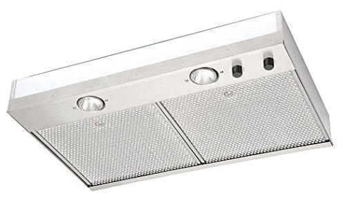 Fantech SHL 36 Wide Hood Liner, Stainless Steel, 36