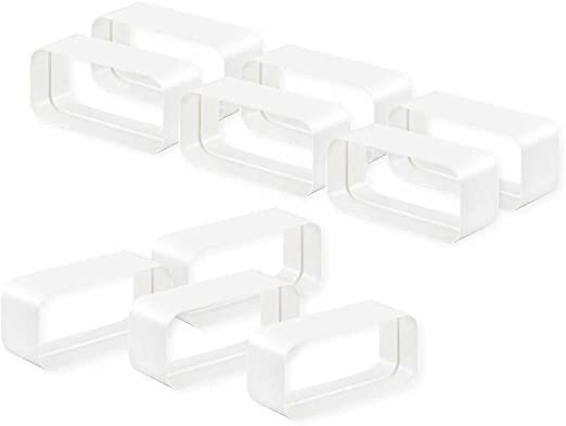 Juego de 10 F de RVB Tubo Conector/Empalme/Conexión manguito/compair Flow (Sistema Diámetro 150): Amazon.es: Hogar