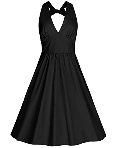 Tempt Womens Vintage Sleeveless Costume