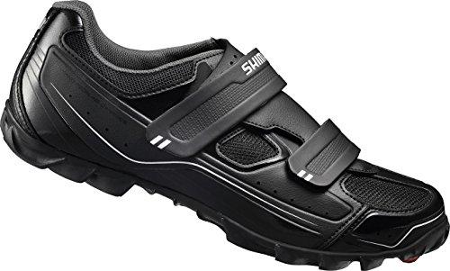 Shimano Sh-m065, Zapatillas de Ciclismo de Carretera para Hombre Negro (Black)