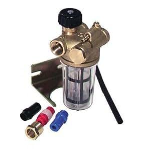 """Watts industries - Filtro gasoil - FILTRO RZ con valvula de retención HH 3/8 """" - : 22L0137100"""