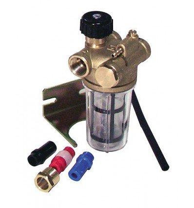 Watts industries - Filtro gasoil - FILTRO RZ con valvula de retención HH 3/8