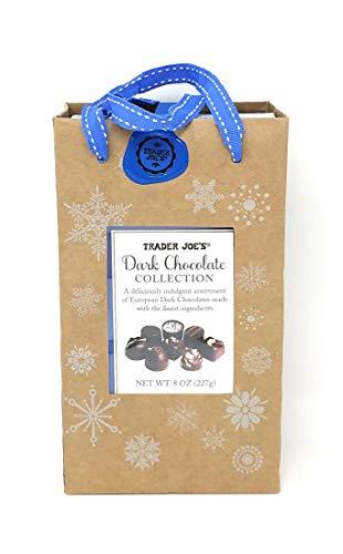 Trader Joe's - Dark Chocolate Collection NET WT. 8 OZ (227g)
