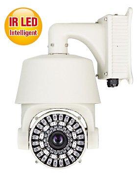 36x Zoom Ir High Speed Cctv Outdoor/indoor Dome Security PTZ Camera - 1/3
