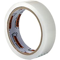 Frost King T92H 1 x 45 Long Indoor/Outdoor Clear Plastic Weatherseal Tape, Clear